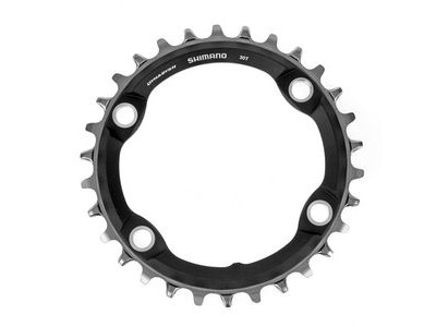 Shimano SLX SM-CRM70 Single chainring for SLX M7000, 34T