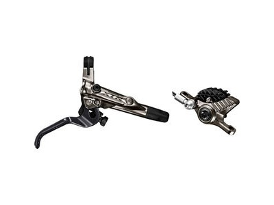 Shimano XTR BR-M9020 XTR bled I-spec-II ready brake lever/Post mount calliper - rear