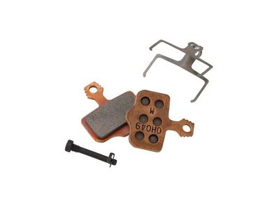Sram Disc Brake Pads - Organic/Steel (Powerful) - Elixir/Db/Level Tl/Level T/Level/Level Ult/Tlm B1 (2020+):