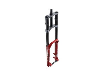 "Rock Shox Fork Boxxer Ultimate Charger2.1 Rc2 - 27.5"" Boost<sup>tm</Sup> 20x110, 46 Offset Debonair (Fender,2 Btm Tokens, Star Nut & Maxle Stealth) C2: Red 200mm"