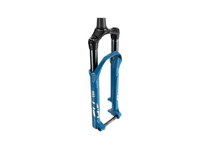 "Rock Shox Fork Sid Ultimate Carbon Charger 2 Rlc - Remote 29"" Boost<sup>tm</Sup> 15x110 42 Offset Tapered Debonair (Includes Fender, Star Nut, Maxle Stealth & Right Oneloc Remote) B4: Gloss Blue 100mm"