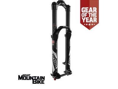 Rock Shox - Lyrik Rct3 - 29 15x100 Solo Air 150mm - Diffusion Black - Crown Adj Alum Str - Tapered - 51 Offset - Disc - My16 Black 29""