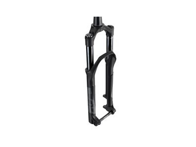 "Rock Shox Fork Sid Select Charger Rl - Remote 27.5"" Boost<sup>tm</Sup> 15x110 Alum Str Tpr 51 Offset Debonair (Includes Fender, Star Nut, Maxle Stealth& Right Oneloc Remote) B4: Diffusion Black 100mm"