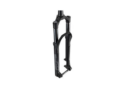 "Rock Shox Fork Sid Select Charger Rl - Remote 29"" Boost<sup>tm</Sup> 15x110 Alum Str Tpr 51 Offset Debonair (Includes Fender, Star Nut, Maxle Stealth& Right Oneloc Remote) B4: Diffusion Black 100mm"
