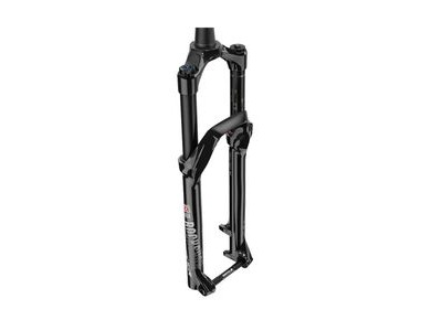 "Rock Shox Sektor Rl - Remote 27.5"" Boost 15x110 Alum Str Tpr 46 Offset Debonair (Includes Star Nut, Maxle Stealth & Right Oneloc Remote) C1 Black 120mm"
