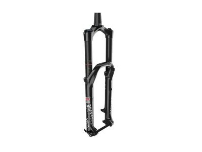 "Rock Shox Yari Rc- Crown 29""+ Boost<sup>tm</Sup> 15x110 Alum Str Tpr 51 Offset Debonair (Fender,2 Btm Tokens, Star Nut, Maxle Stealth) B1 Black 120mm"