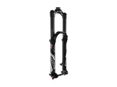 "Rock Shox Lyrik Rct3 - Crown 27.5"" 15x100 Crown Alum Str Tpr 42 Offset Solo Air (Includes Fender,2 Btm Tokens, Star Nut, Maxle Stealth) A1 Black 160mm"