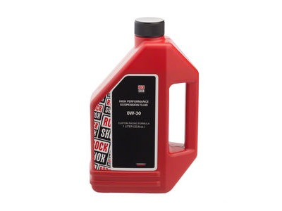 Rock Shox Pike Suspension Oil 0-w30 1 Liter Bottle