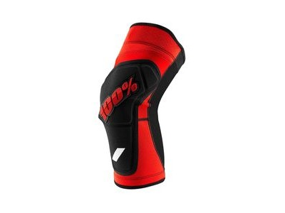 100% Ridecamp Knee Guard Red / Black