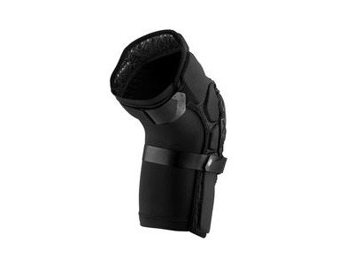 100% Surpass Knee Guard Black click to zoom image
