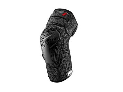 100% Surpass Knee Guard Charcoal