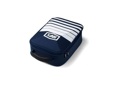 100% Goggle Case Navy / Orange