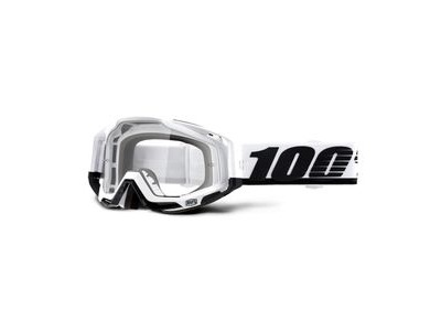 100% Racecraft Goggles Stuu / Clear Lens