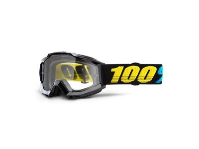 100% Accuri Goggles Virgo / Clear Lens