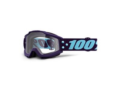 100% Accuri Goggles Maneuver / Clear Lens