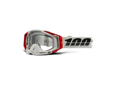 100% Racecraft Goggles Suez / Clear Lens