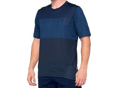 100% Airmatic Jersey Blue / Midnight