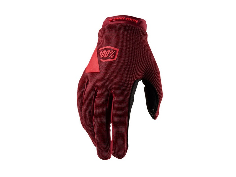 100% Ridecamp Women's Glove Brick click to zoom image