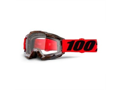 100% Accuri Goggles Vendome / Clear Lens