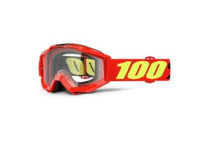 100% Accuri Youth Goggles Saarinen / Clear Lens