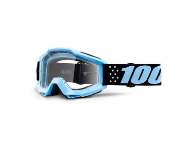 100% Accuri Youth Goggles Taichi / Clear Lens
