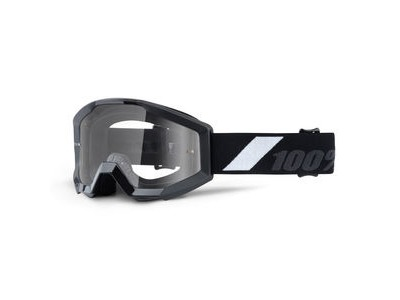 100% Strata Junior Goggles Goliath / Clear Lens