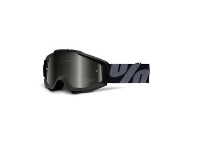 100% Accuri UTV / ATV SAND OTG Goggle - Superstition / Dark Smoke Lens