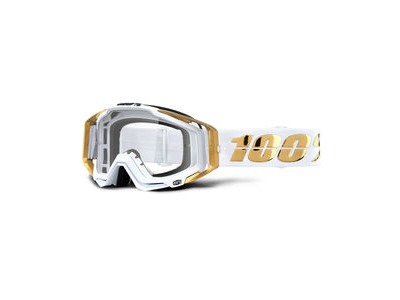100% Racecraft Goggles LTD / Clear Lens