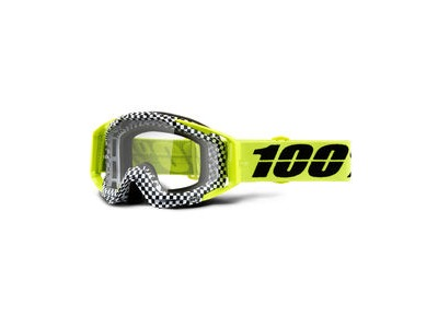 100% Racecraft Goggles Andre / Clear Lens