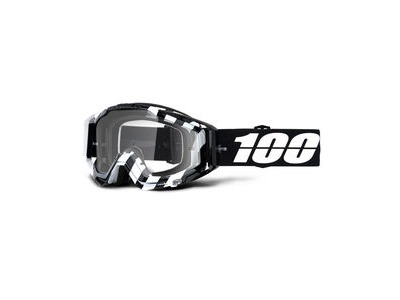 100% Racecraft Goggles Alta / Clear Lens