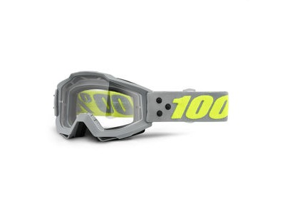 100% Accuri Goggles Berlin / Clear Lens