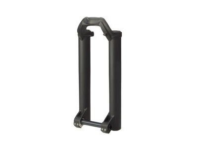 "Fox Fork 40mm 2017 Lower Leg Assembly 26"" 20mm Matte Black"