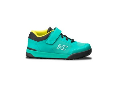 Ride Concepts Traverse Women's Shoes Teal / Lime