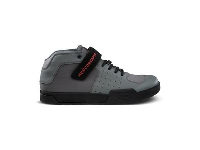 Ride Concepts Wildcat Shoes Charcoal / Red