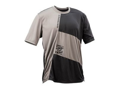 Race Face Indy Short Sleeve Jersey Black / Charcoal