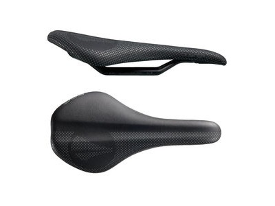 SDG Duster P Carbon Rail Saddle Black