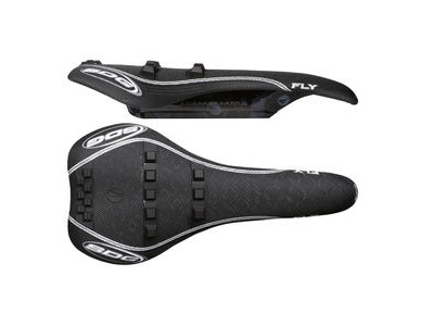 SDG I-Fly Storm All Extreme I-Beam Saddle Black