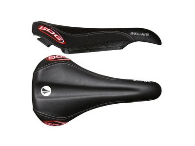 SDG Bel Air SL I-Beam Saddle Black