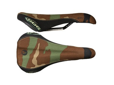 SDG Bel Air Ti-Alloy Rail Saddle Army