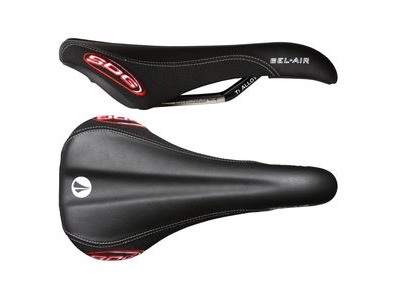 SDG Bel Air Ti-Alloy Rail Saddle Black