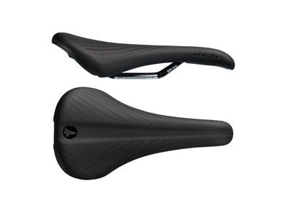 SDG Bel Air 2.0 Cro-Mo Rail Saddle Black/Silver