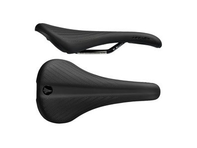 SDG Bel Air 2.0 Ti-Alloy Rail Saddle Black/Silver