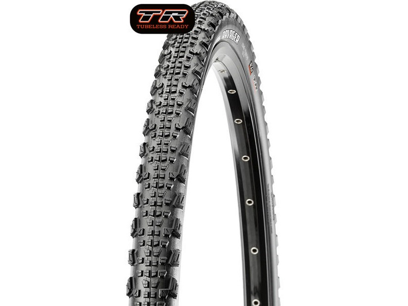 Maxxis Ravager 700x40C 120TPI Folding Dual Compound EXO / TR click to zoom image