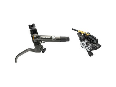 Shimano Saint BR-M820 Saint bled I-spec-B compatible brake with post mount calliper, front